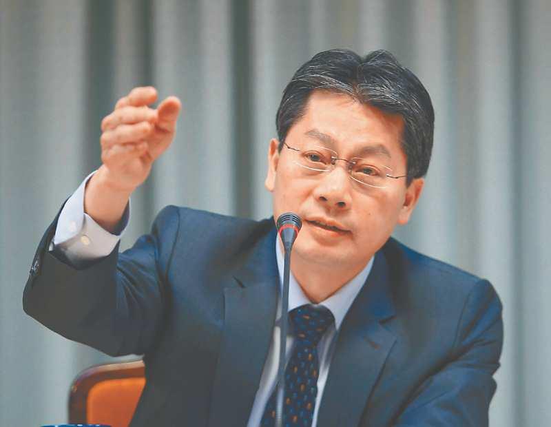 外交部發言人李憲章。(本報系資料照片)