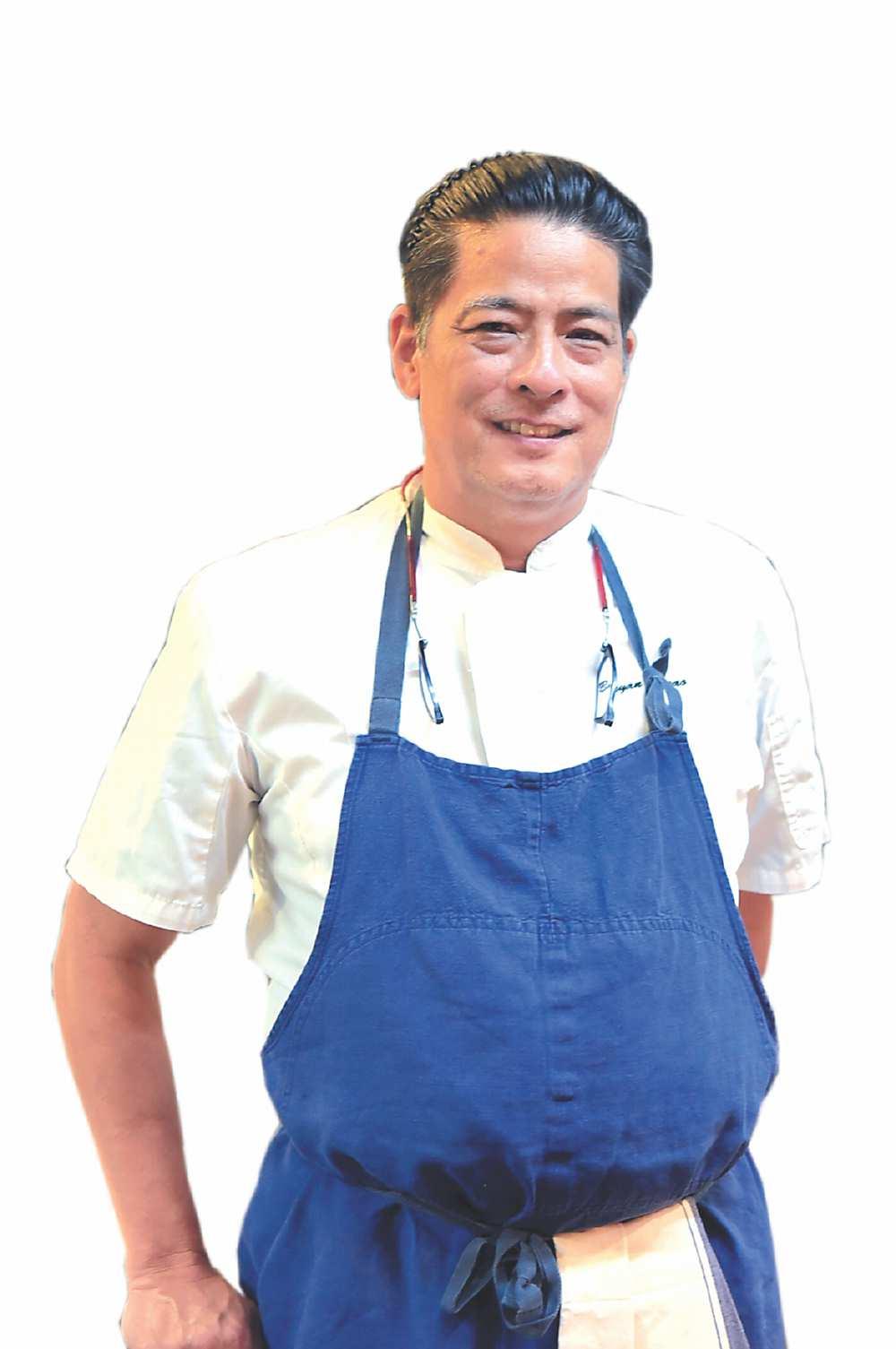→主廚Bryan Nagao是夏威夷出生的第四代日裔美國人。圖/姚舜